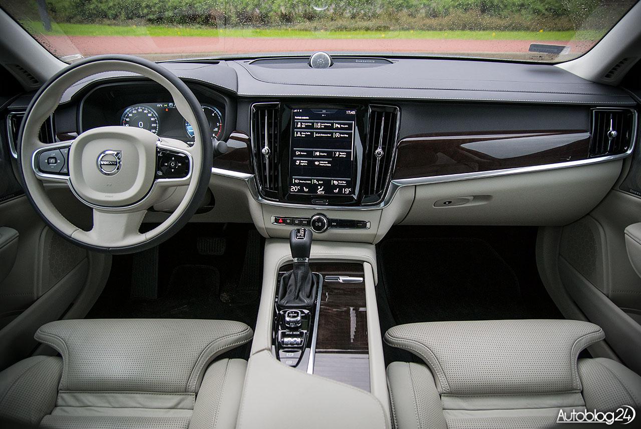 Volvo S90 Inscription D5 Awd Geartronic Sedan Premium Test