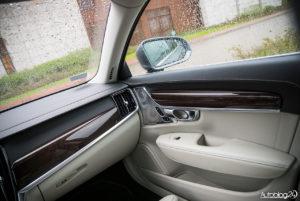 Volvo S90 - środek - 03