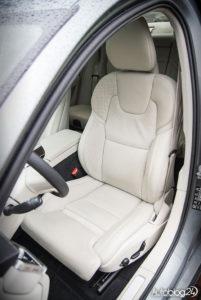Volvo S90 - środek - 09