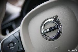 Volvo S90 - środek - 19