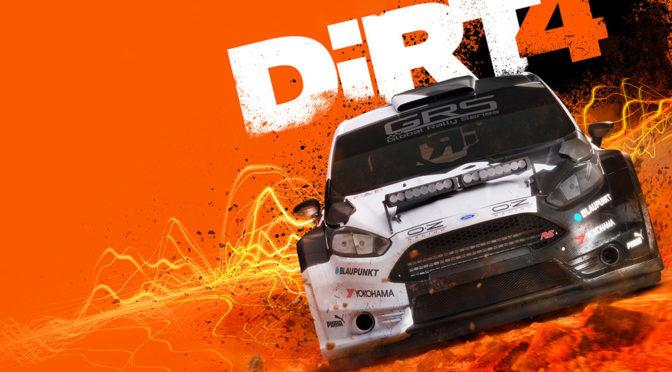 DiRT 4 to dobra gra rajdowa? Krótka recenzja od fana Colin McRae Rally