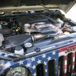 Jeep Wrangler - środek - 13
