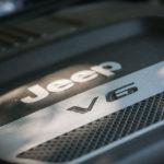 Jeep Wrangler - środek - 14