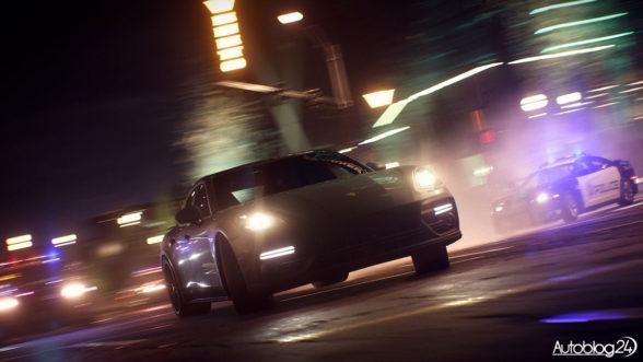 Need for Speed Payback - Porsche w roli głównej