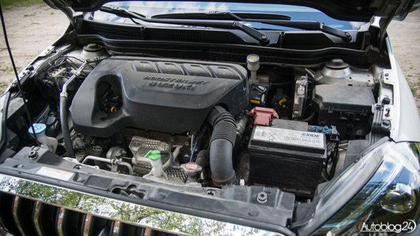 Suzuki - silnik BoosterJet
