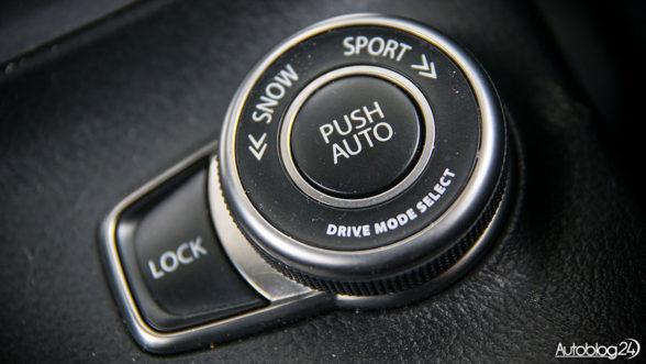Suzuki Drive Mode Select