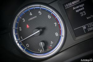 Suzuki SX4 S-Cross - środek - 07