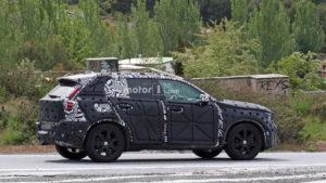 Volvo XC40 2018 - bok