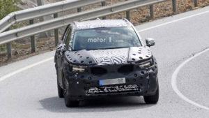 Volvo XC40 2018 - przód