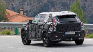 Volvo XC40 2018 - tył
