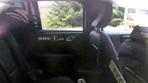 Volvo XC40 - tylna kanapa