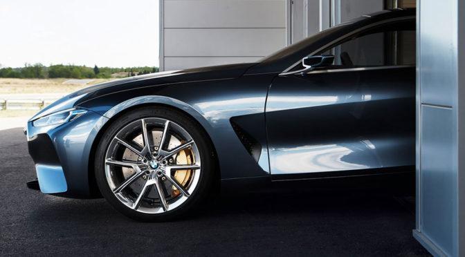 BMW Seria 8 (2018) - premiera coraz bliżej, a zdjęcia szpiegowskie pokazują czego możemy oczekiwać