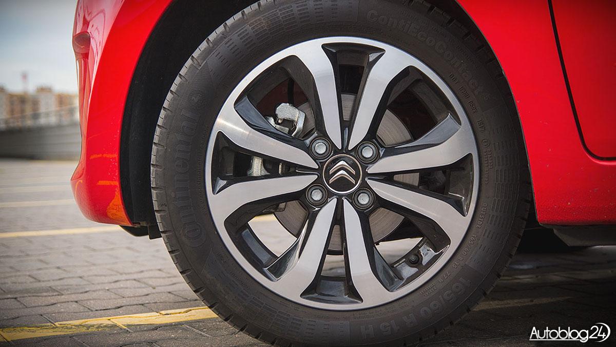 Citroen C1 Shine 10 Vti 69 Km Klasyczne Auto Miejskie Test