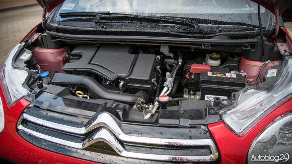 Citroen - silnik 1.0 VTi