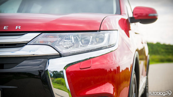 Mitsubishi Outlander 2017 - FL
