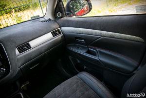 Mitsubishi Outlander - środek - 04