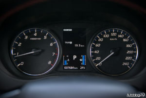 Mitsubishi Outlander - środek - 06