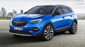 Opel Grandland X – cena w Polsce, wyposażenie i wymiary już znane