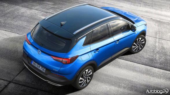 Opel Grandland X - SUV