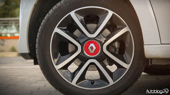 Renault Twingo - felgi 16 cali