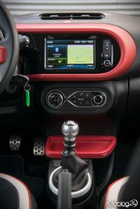 Renault Twingo - środek - 03