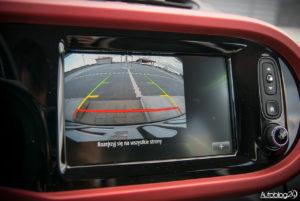 Renault Twingo - środek - 08