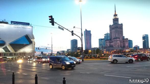Warszawa - centrum
