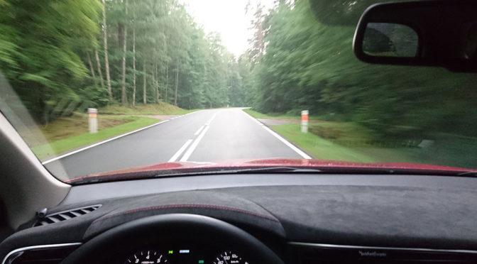 Atrakcje dla kierowców na Mazurach – 9 przykładów na wideo