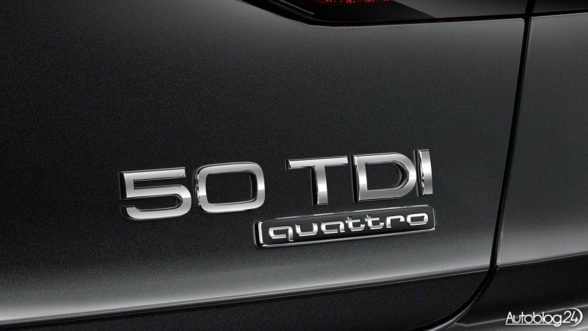 Audi 50 TDI