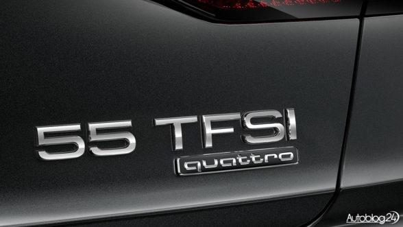 Audi 55 TFSI