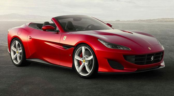 Ferrari Portofino - zdjęcia i pierwsze informacje o następcy modelu California