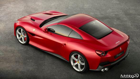 Ferrari Portofino - hardtop