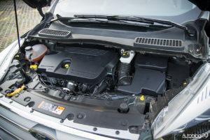 Ford Kuga - środek - 15