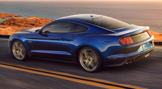 Ford Mustang GT – od 2018 roku dźwięk wydechu nie wkurzy sąsiadów