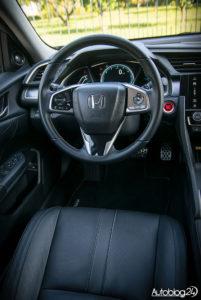 Honda Civic - środek - 02