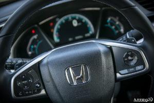 Honda Civic - środek - 05