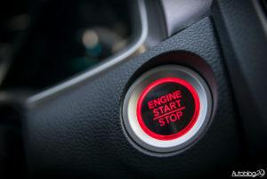 Honda Civic - środek - 08