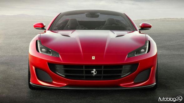 Nowe Ferrari Portofino