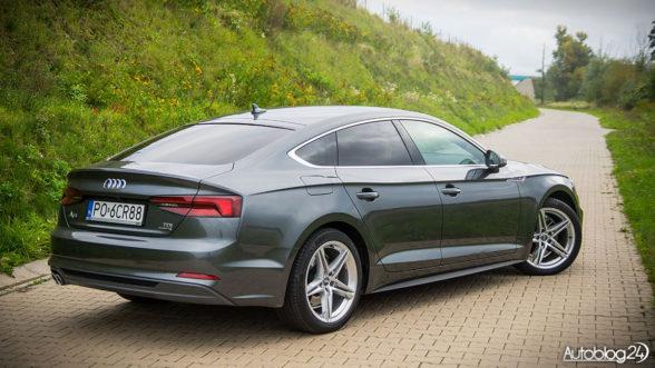 Audi A5 Sportback - 2017