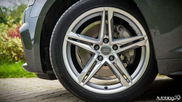Audi A5 Sportback - felgi