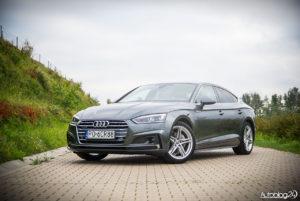 Audi A5 Sportback - galeria - 01