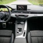 Audi A5 Sportback - środek - 01