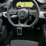 Audi A5 Sportback - środek - 02