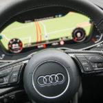 Audi A5 Sportback - środek - 05