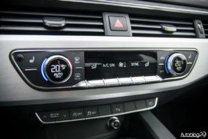 Audi A5 Sportback - środek - 07