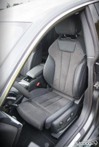 Audi A5 Sportback - środek - 09