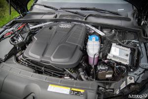Audi A5 Sportback - środek - 11
