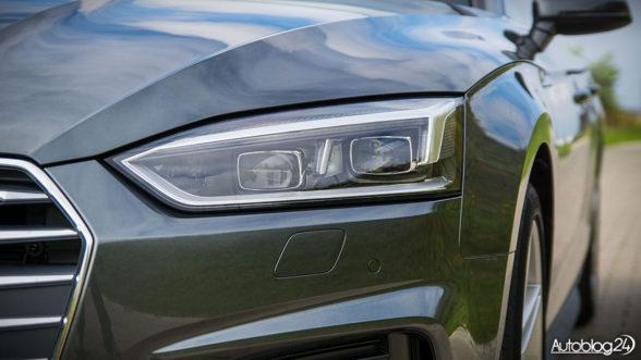 Audi Matrix LED