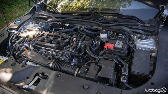 Honda Civic - silnik VTEC Turbo