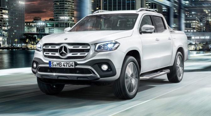 Mercedes Klasy X – znamy polskie ceny pick-upa klasy premium